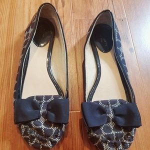 Kate Spade flats size 8 preowned